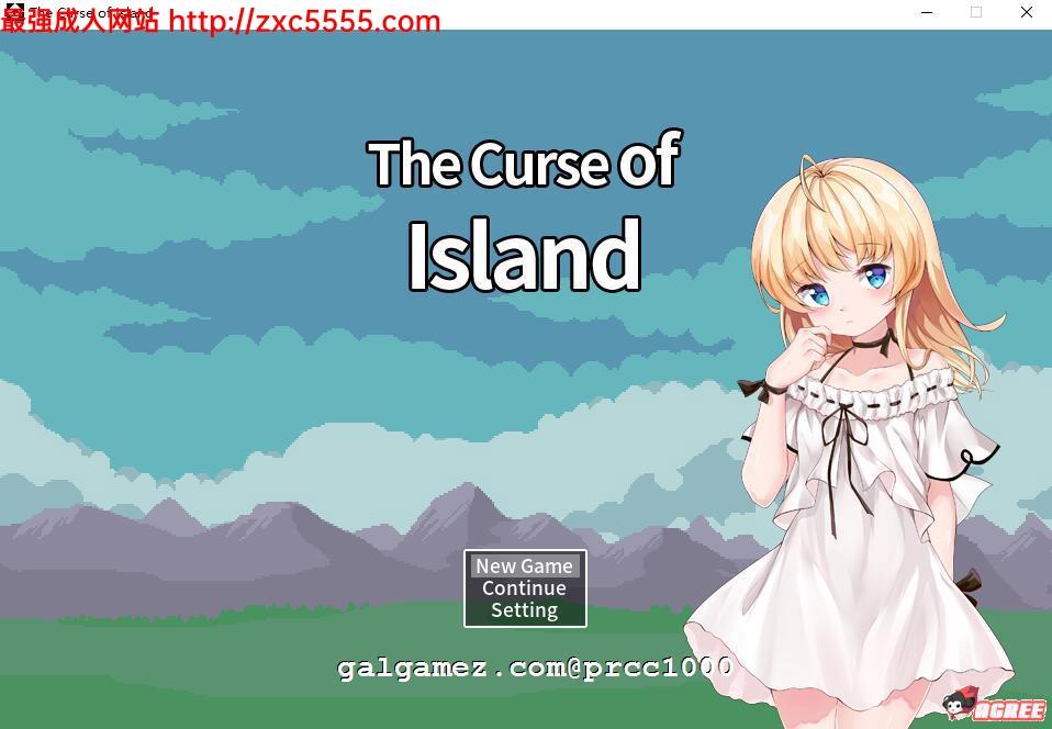【ARPG/中文】诅咒岛屿~The Curse of Island DL官方中文版【200M】
